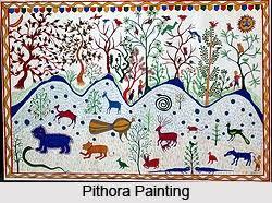 Painting of Chattisgarh