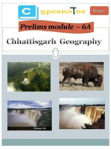 geography of chhattisgarh