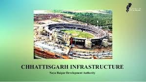 Infrastructure of Chhattisgarh