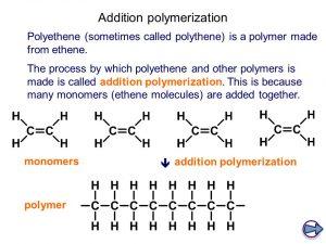 Properties of polythene
